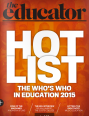 The Educator Hot List